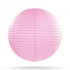 licht roze lampionnen