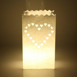 Candlebag hart