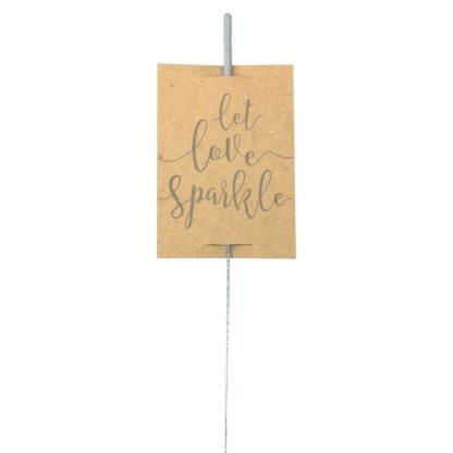Let's love sparkle