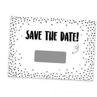 Kraskaart save the date